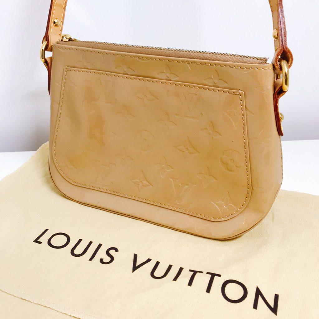 Louis Vuitton ヴェルニ ミンナストリート
