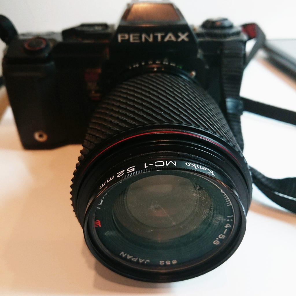 ペンタックス カメラ