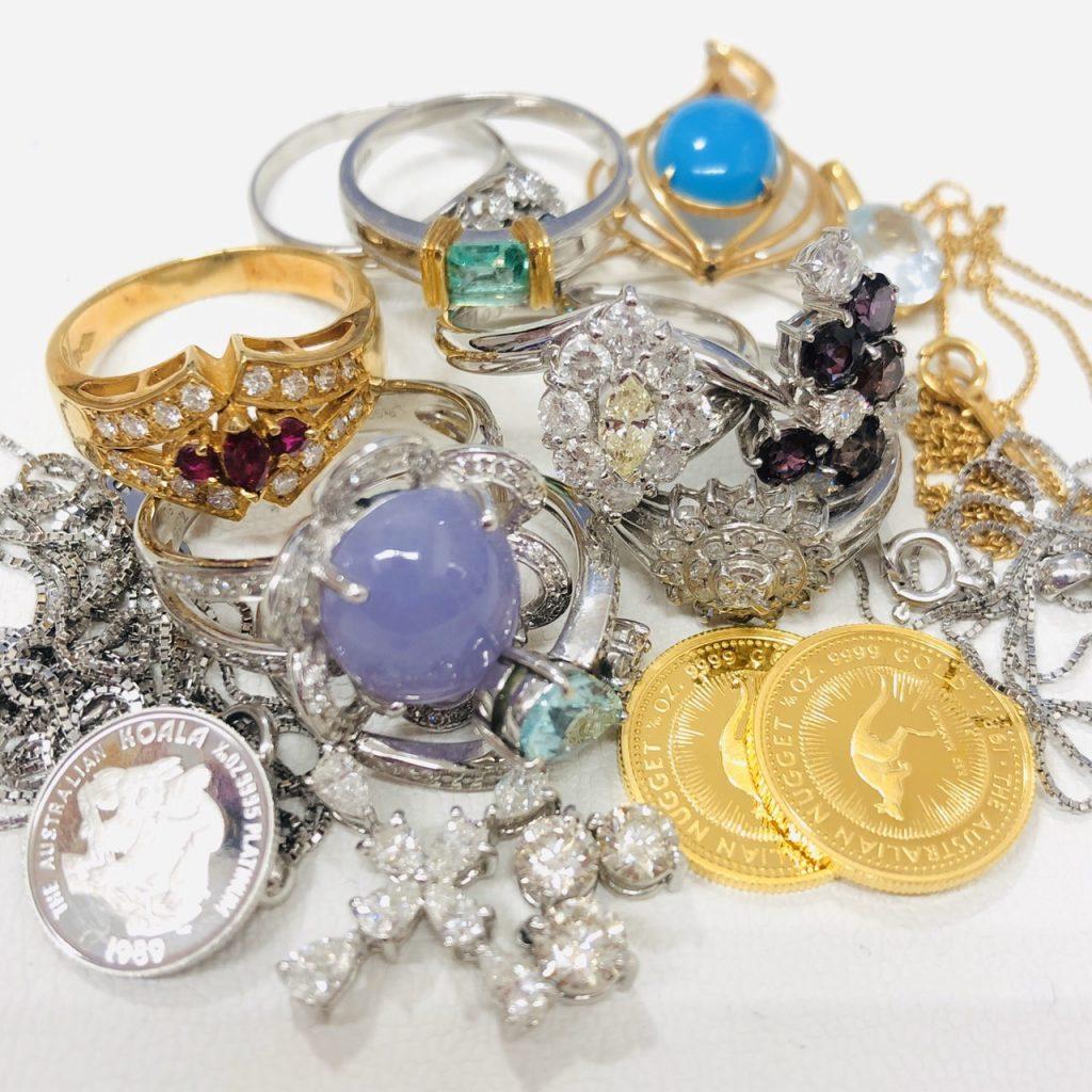リング ネックレス 宝石
