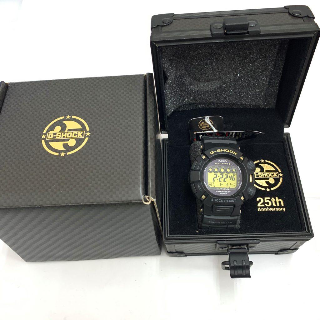 G-SHOCK 25周年モデル GW-9025A-1JF