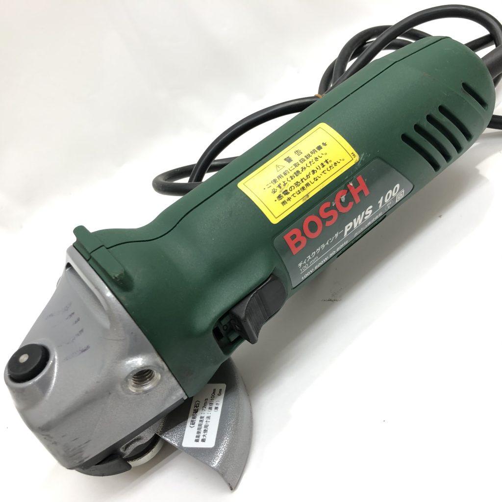 BOSCH(ボッシュ) ディスクグラインダー PWS100