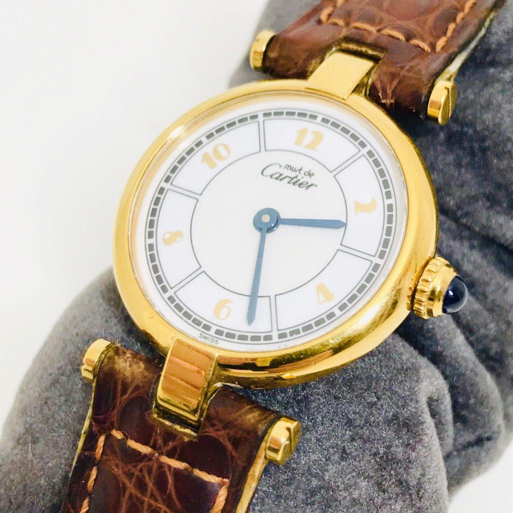 Cartier マストヴェルメイユ 腕時計