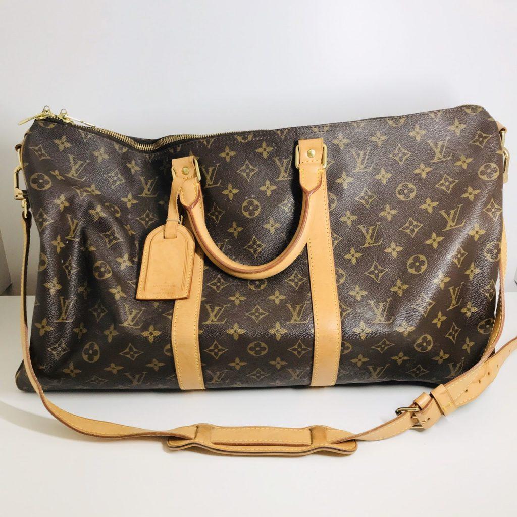 Louis Vuitton モノグラム キーポル50