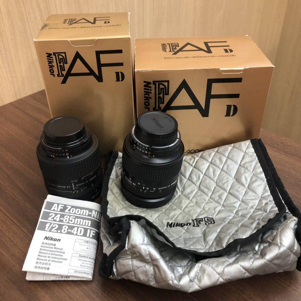 AF‐D Zoom-Nikkor ズームカメラレンズ