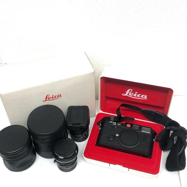ライカM6フィルムカメラレンズセット