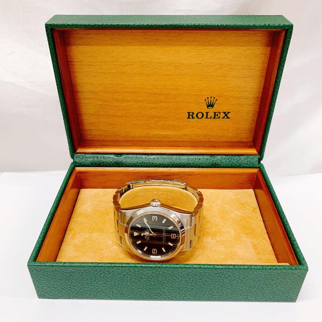 ロレックス エクスプローラー腕時計