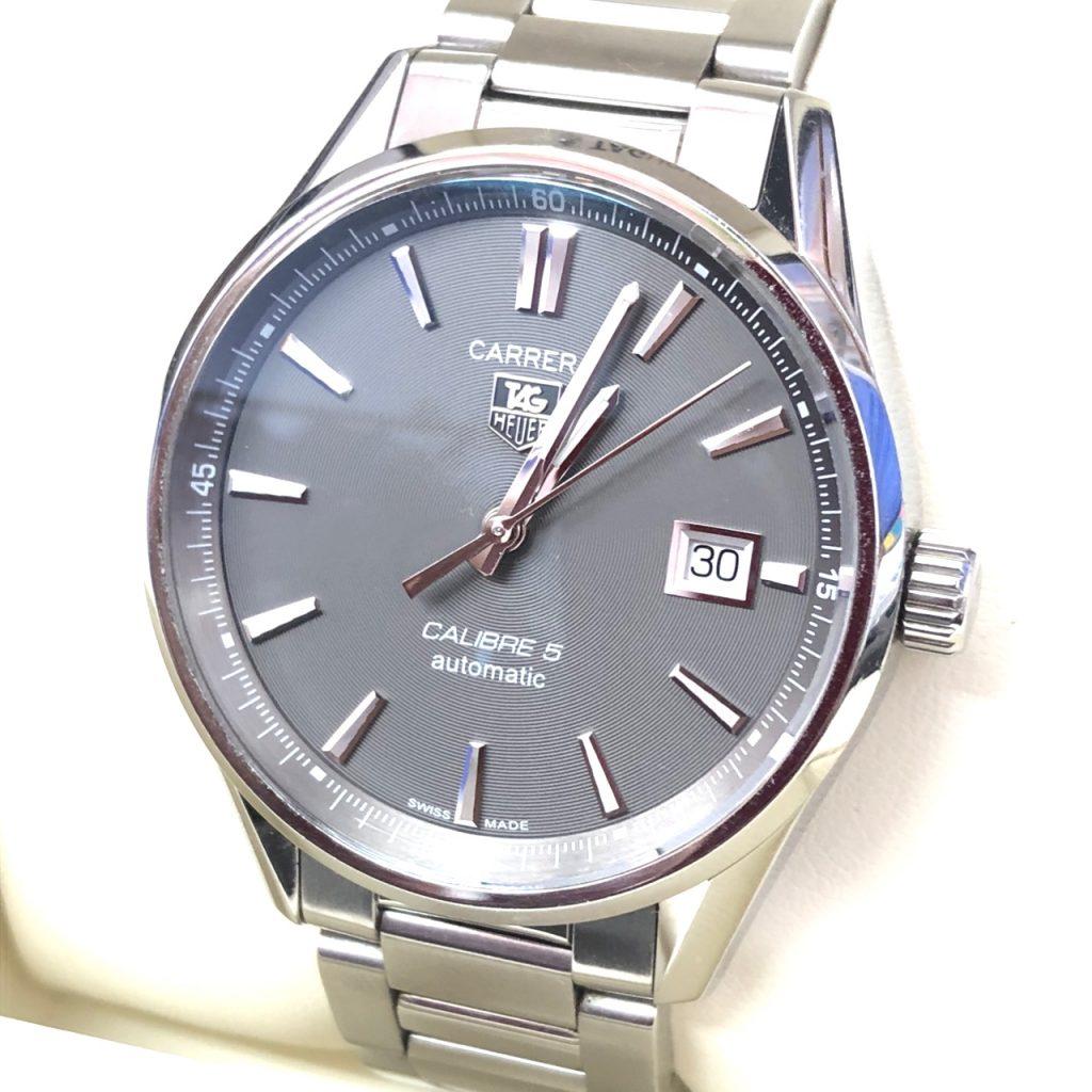 タグホイヤー WAR211C 自動巻 時計