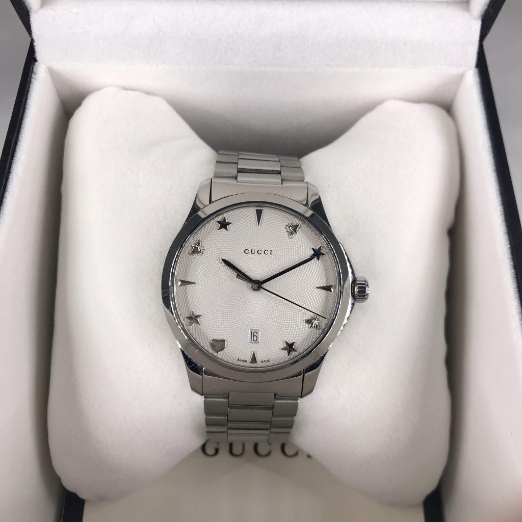 GUCCI G-タイムレス 腕時計 クォーツ