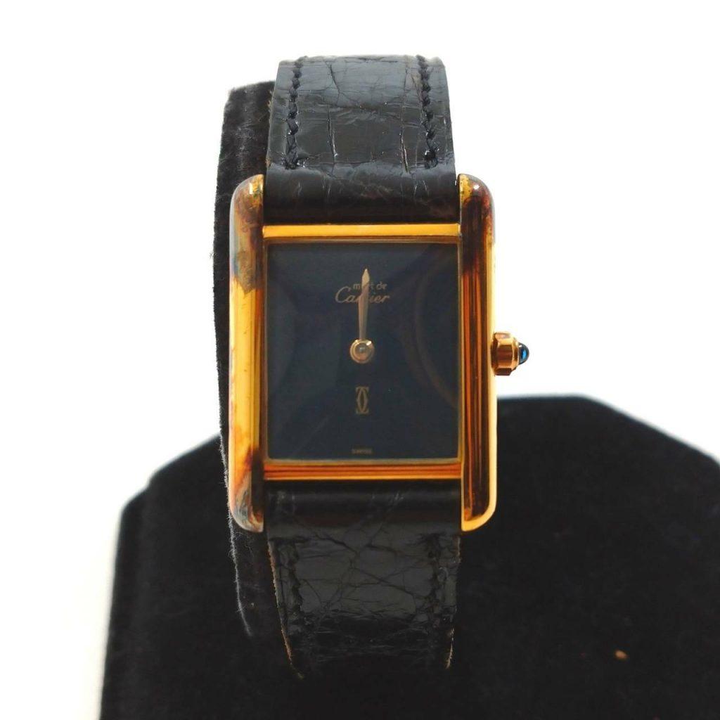 カルティエ マストタンク 366001 腕時計