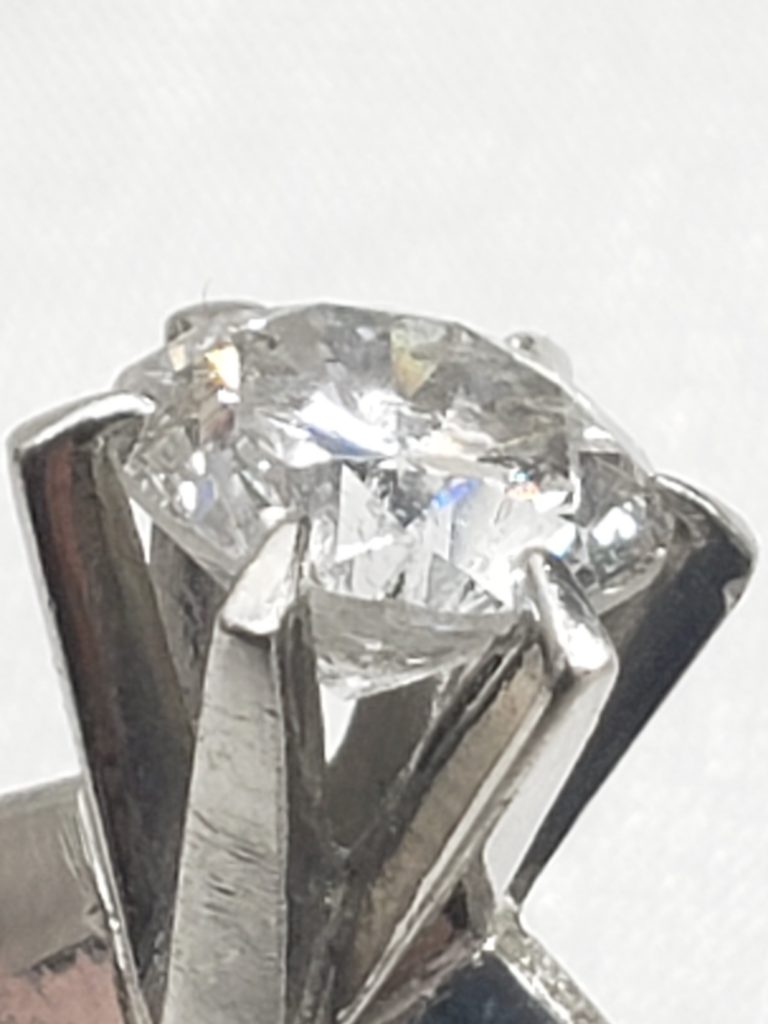 ダイヤモンド 0.5ct Pt900
