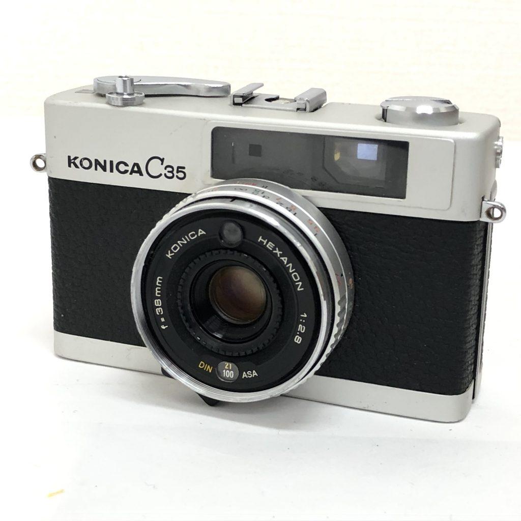 KONICA(コニカ) C35 フィルムカメラ