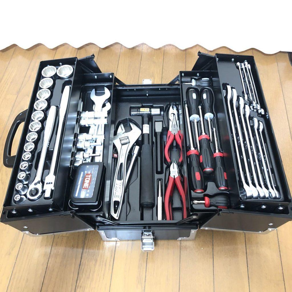 トネ ツールBOX 工具