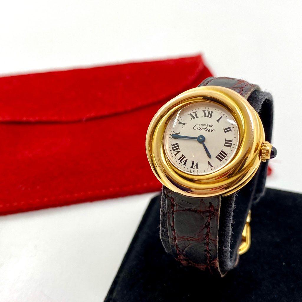 カルティエ マスト トリニティ2438 腕時計
