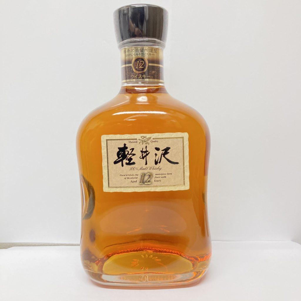 ウイスキー 軽井沢 12年