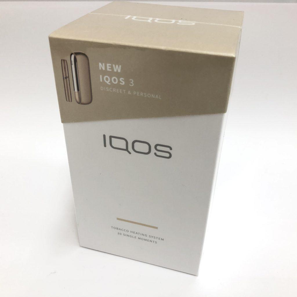 IQOS3(アイコス3) ブリリアントゴールド