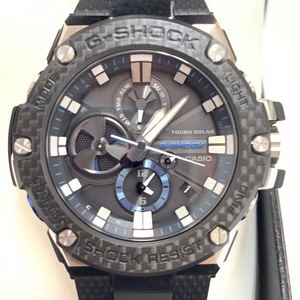 G-SHOCK GST-B100 タフソーラー 腕時計