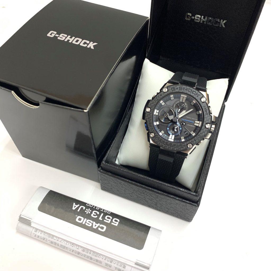 G-SHOCK GST-B100 メンズ 腕時計