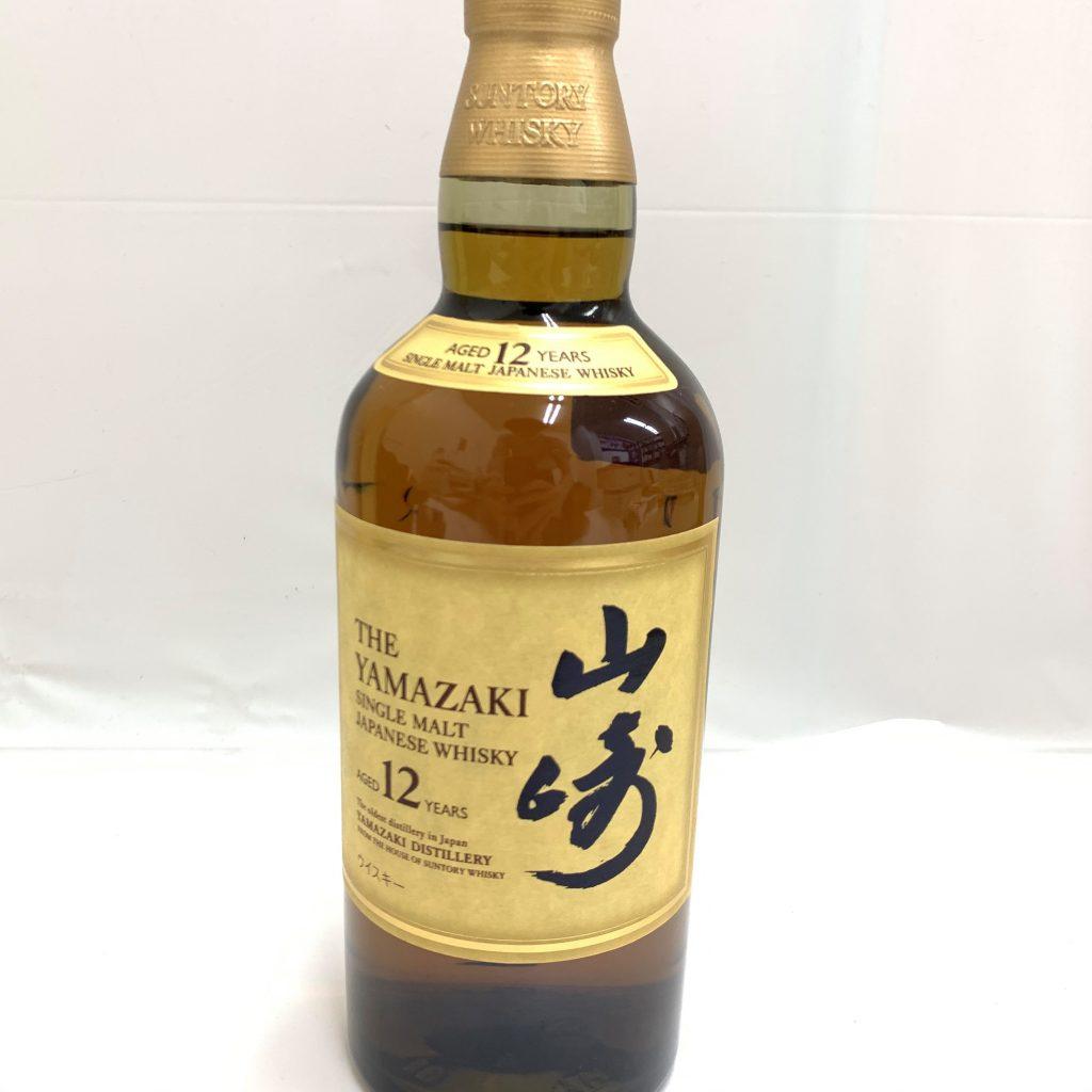 山崎12年 シングルモルトウイスキー