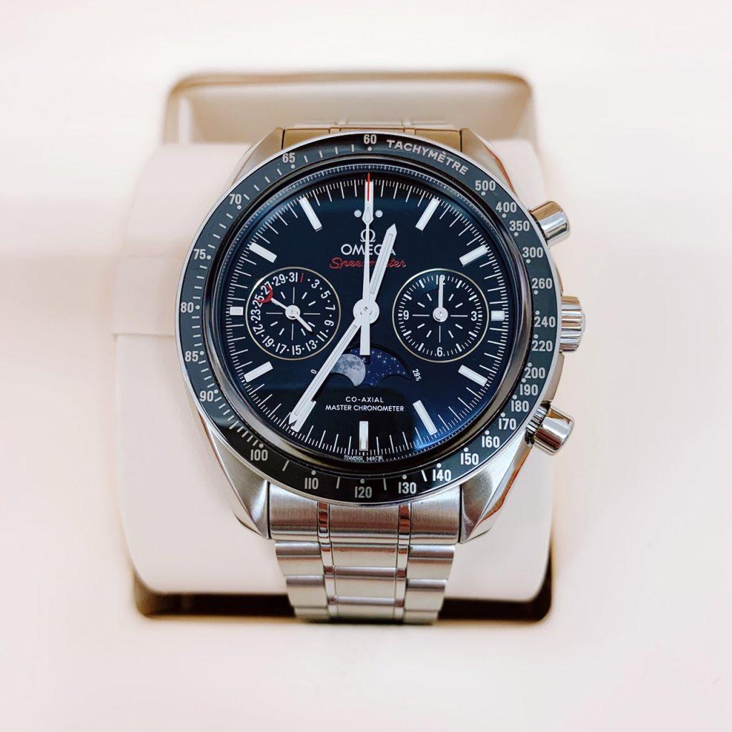 オメガ スピードマスタームーンフェイズ 腕時計
