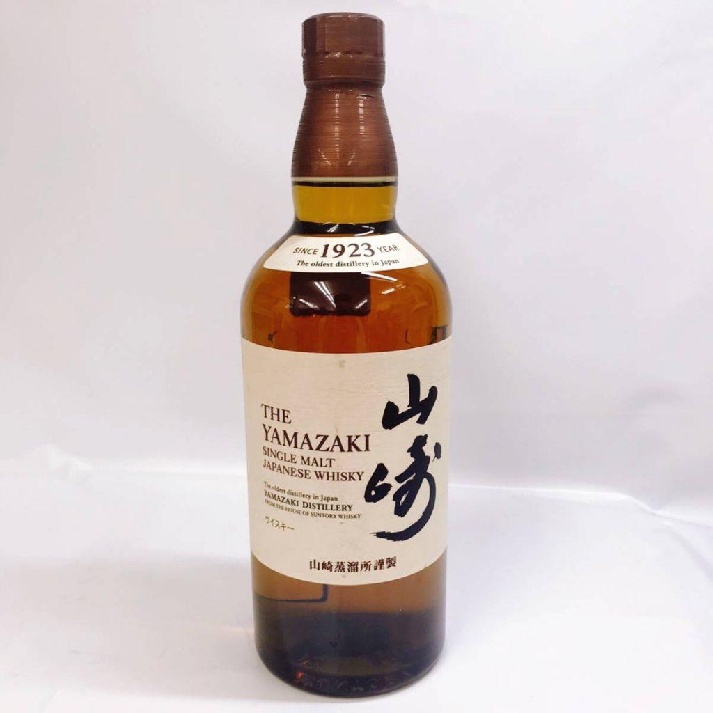 山崎 シングルモルトウイスキー