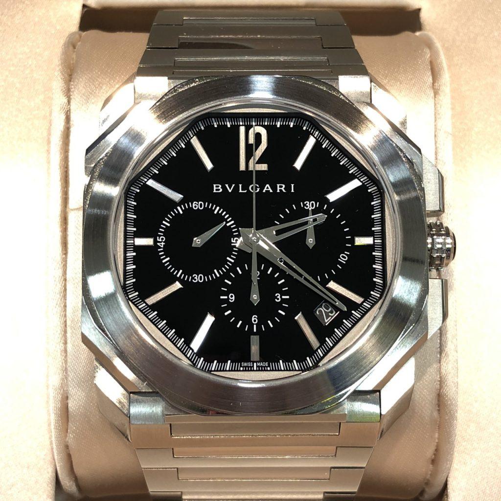 ブルガリ オクト BGO41BSSD 腕時計