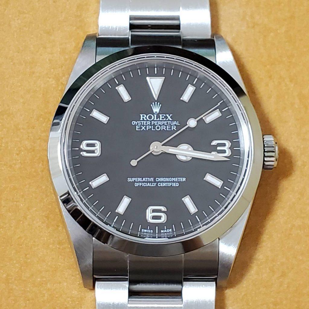 ROLEX ロレックス エクスプローラー 114270
