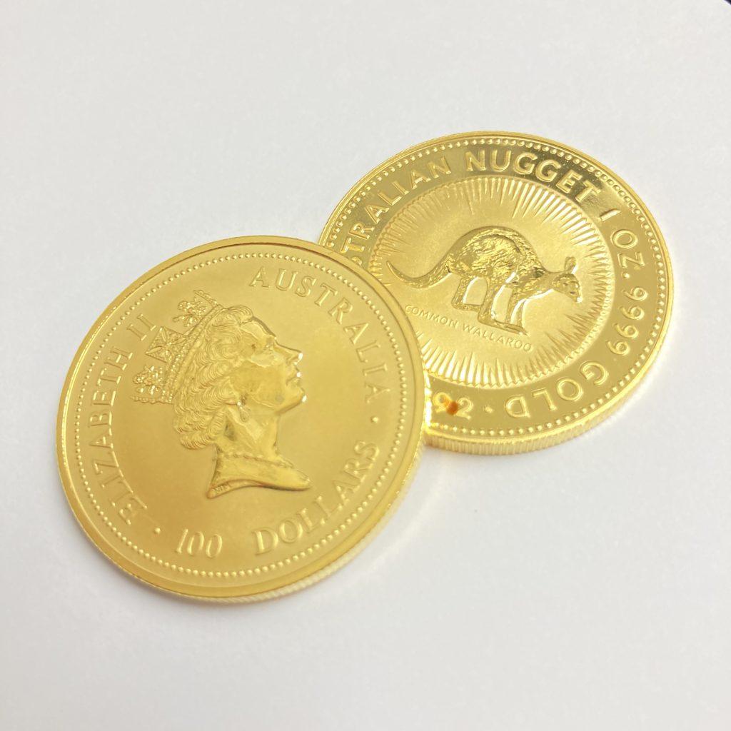 K24 カンガルーコイン
