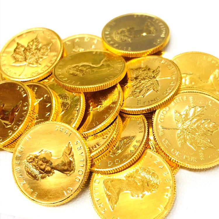 999.9 純金 コイン