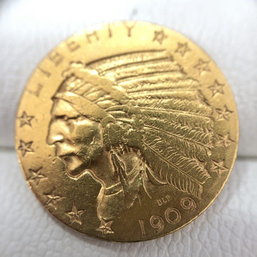 インディアン コイン