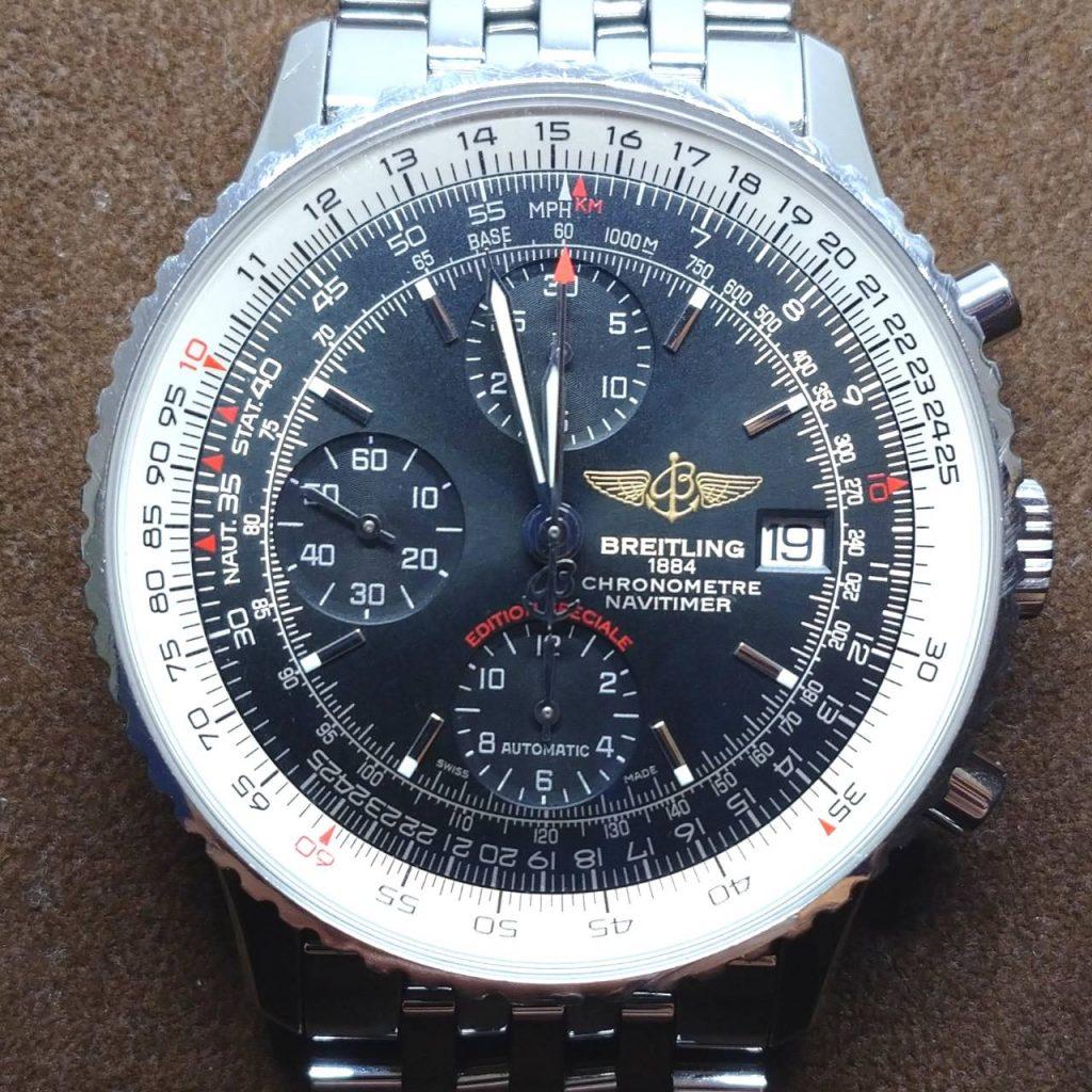 ブライトリング ナビタイマー A13324 腕時計