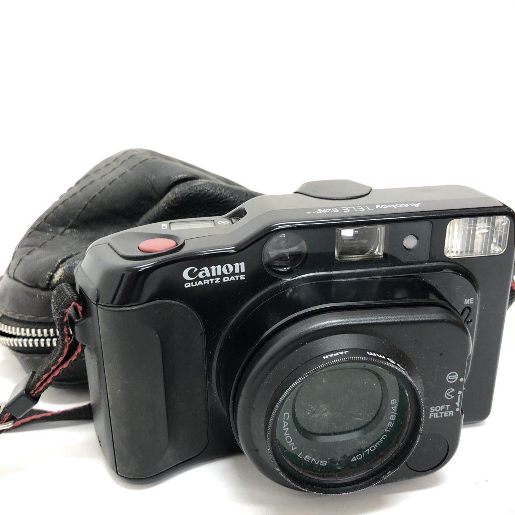 Canon Autoboy TELE コンパクトフィルムカメラ