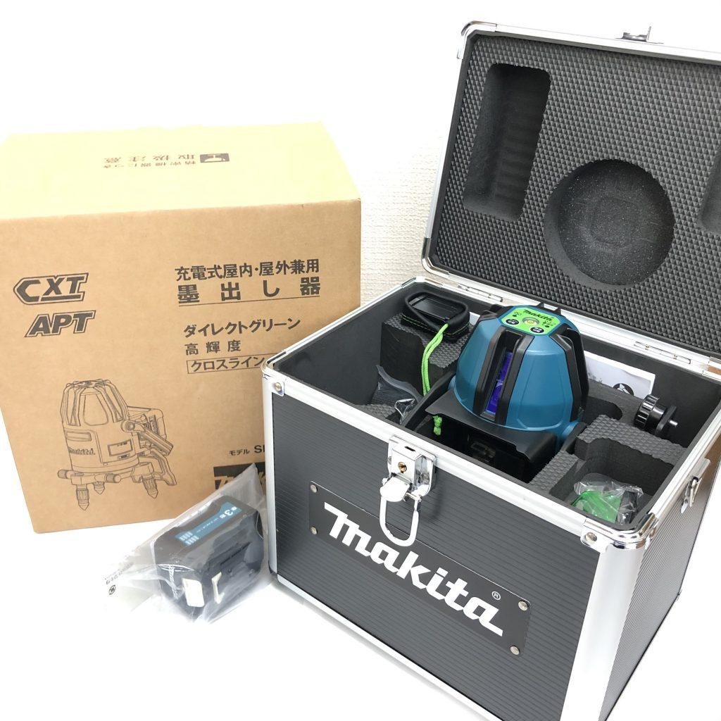 makita(マキタ) 充電式屋内・屋外兼用 墨出し器 SK40GD