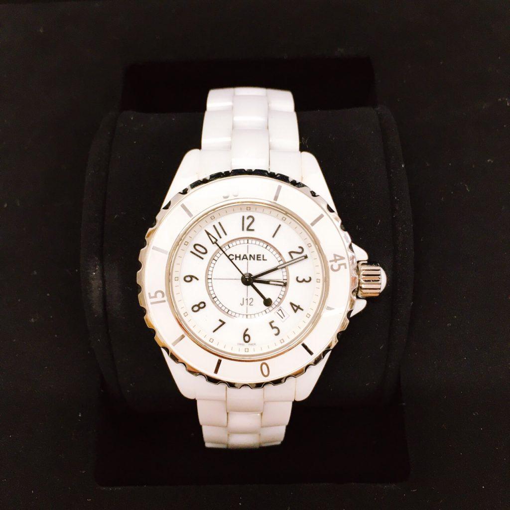 CHANEL シャネル J12 腕時計