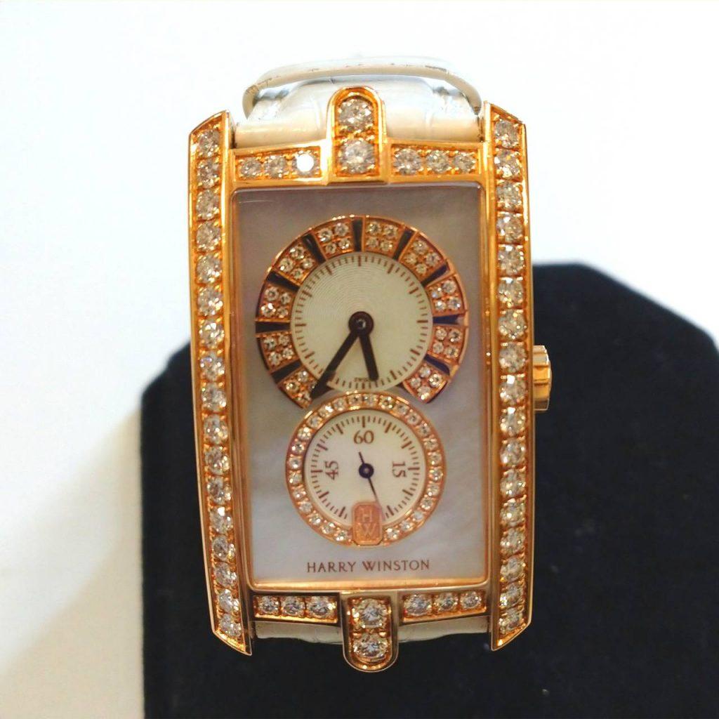 ハリーウィンストン アヴェニュー 腕時計