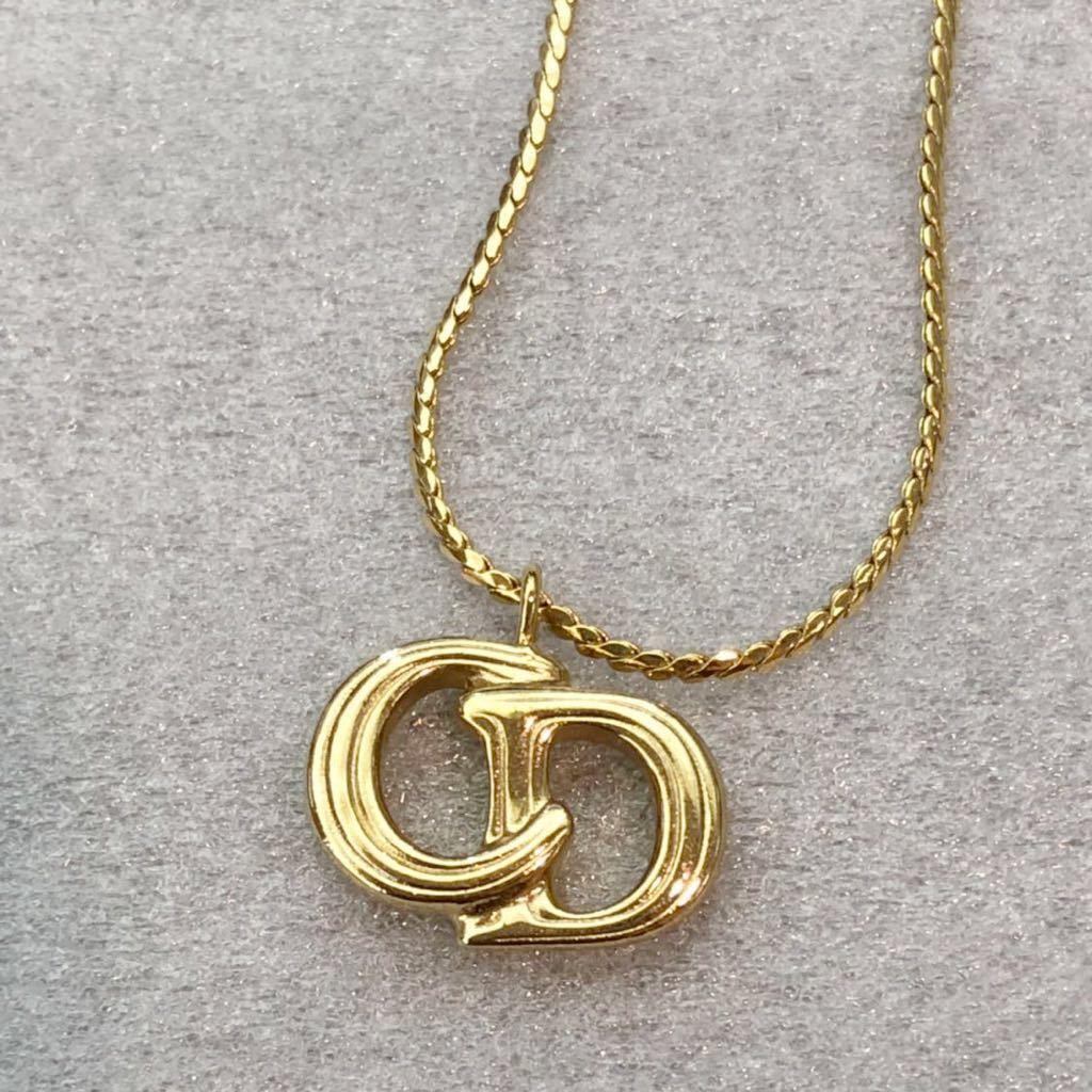 Christian Dior ネックレス ゴールドカラーの買取実績 | 高価買取の ...
