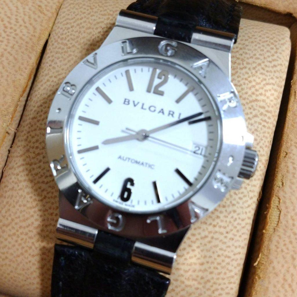 BVLGARI ブルガリ ディアゴノ スポーツ 腕時計