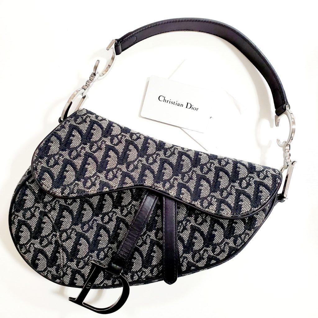 Dior ディオール サドルバッグ