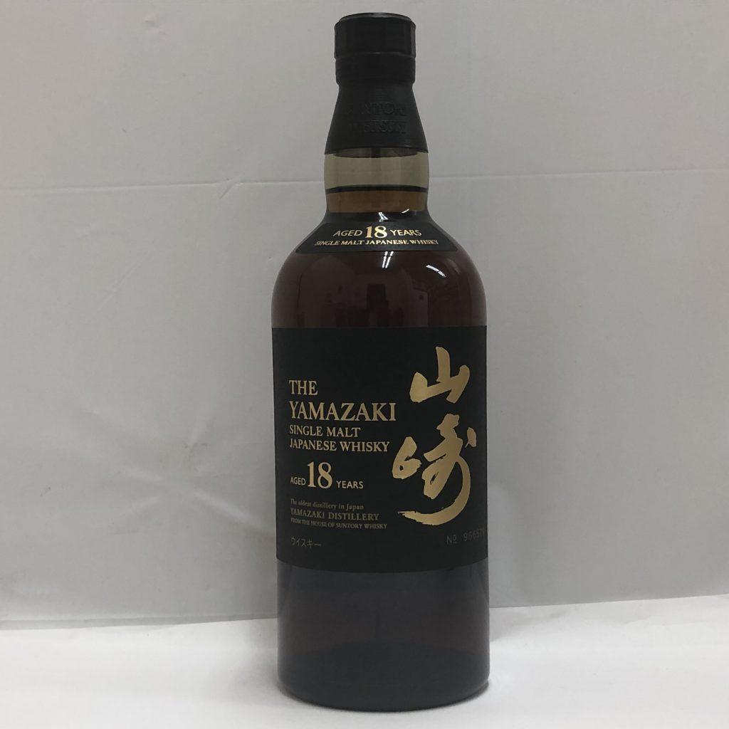 SUNTORY(サントリー) 山崎18年 シングルモルトウイスキー