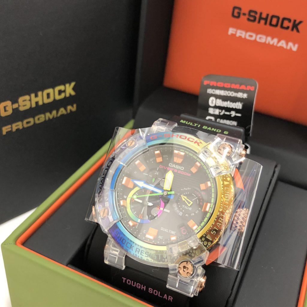 CASIO(カシオ) G-SHOCK FROGMAN GWF-A1000BRT-1AJR