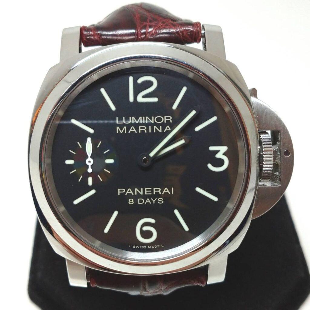 パネライ ルミノール  8デイズ 腕時計