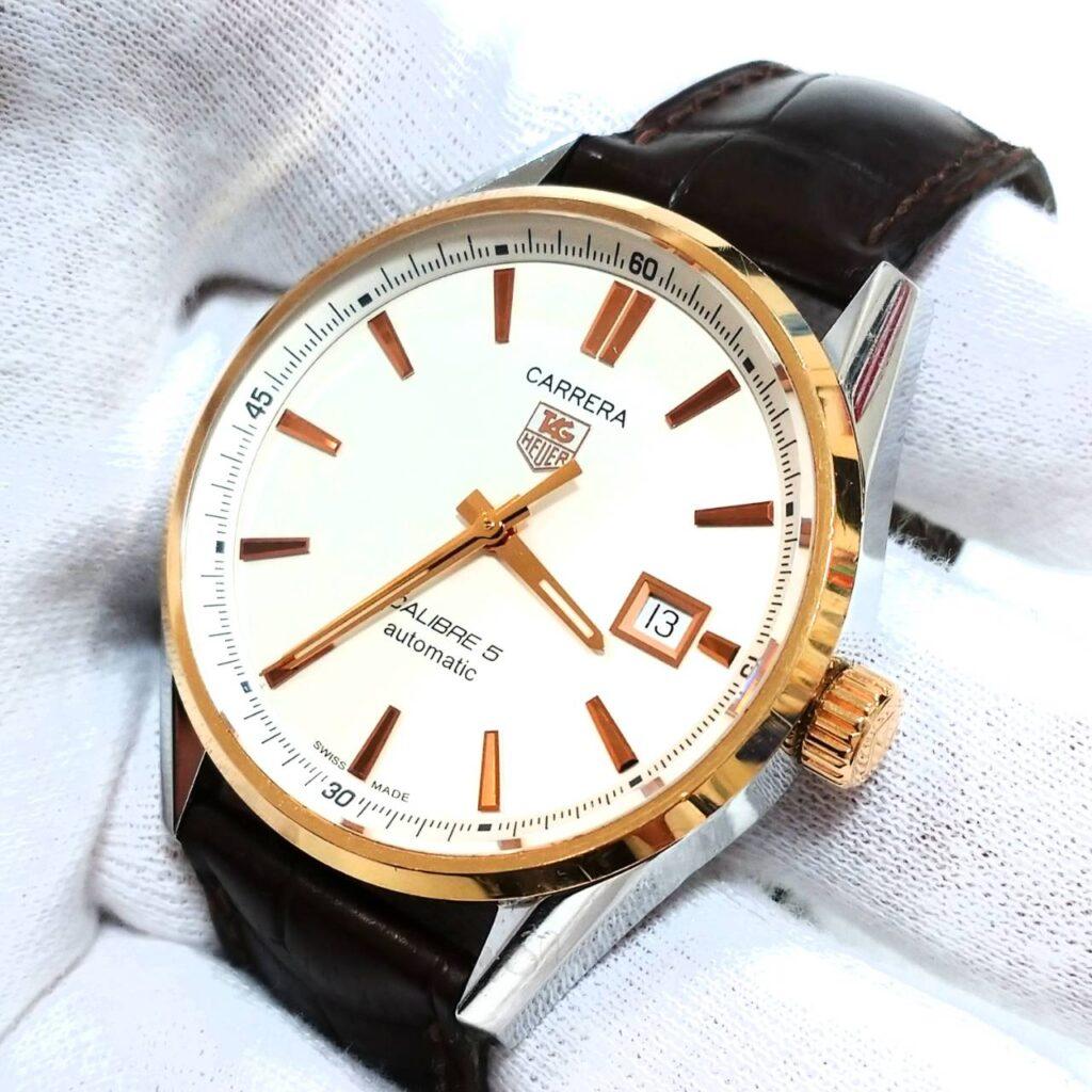 タグホイヤー カレラ キャリバー5 腕時計