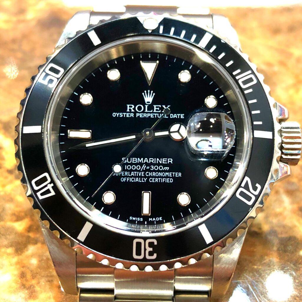 ROLEX ロレックス サブマリーナ 腕時計