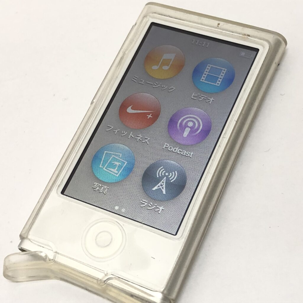 Apple  iPod nano 第7世代 16GB