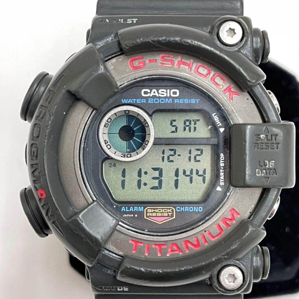 CASIO G-SHOCK FROGMAN DW-8200