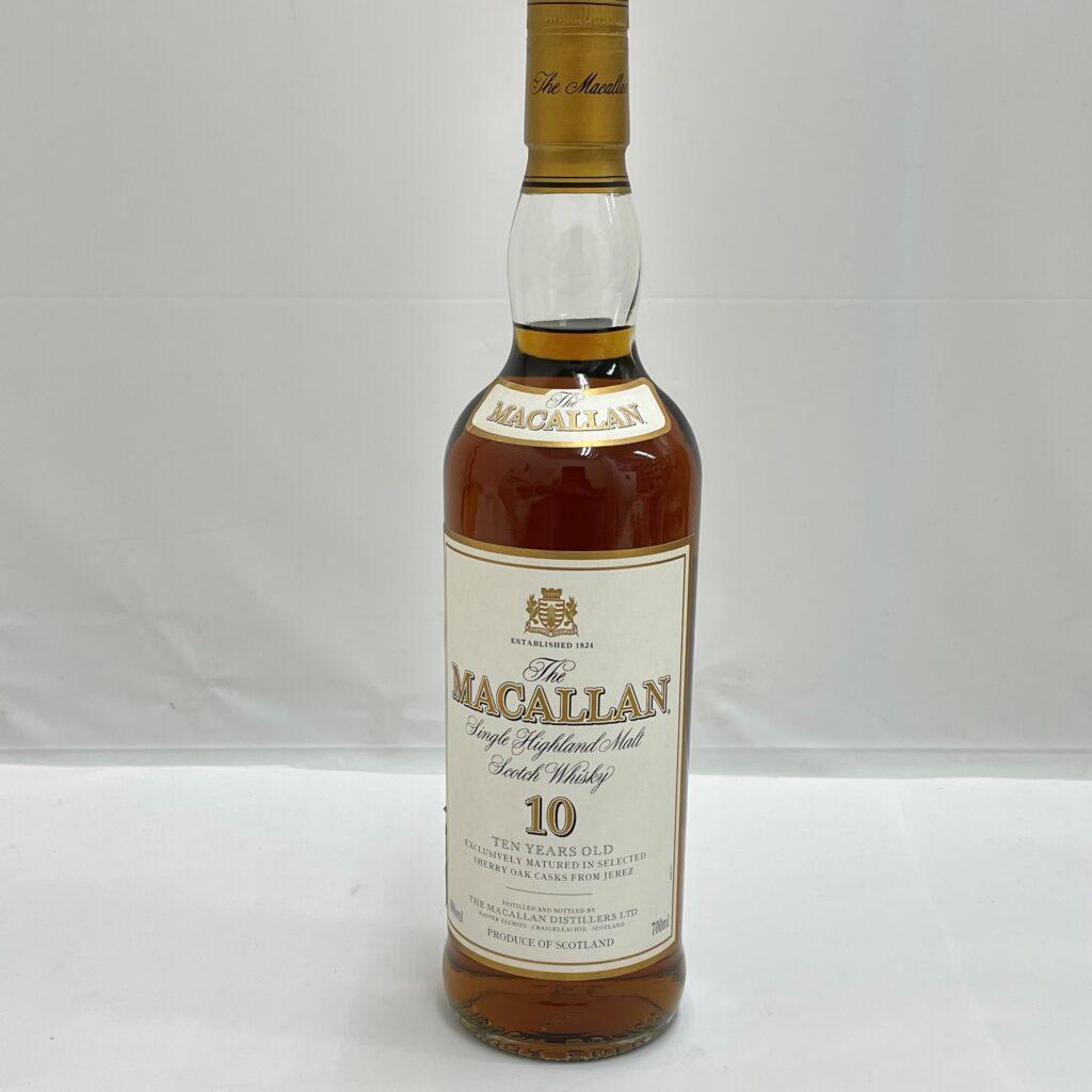 マッカラン10年 ウイスキー