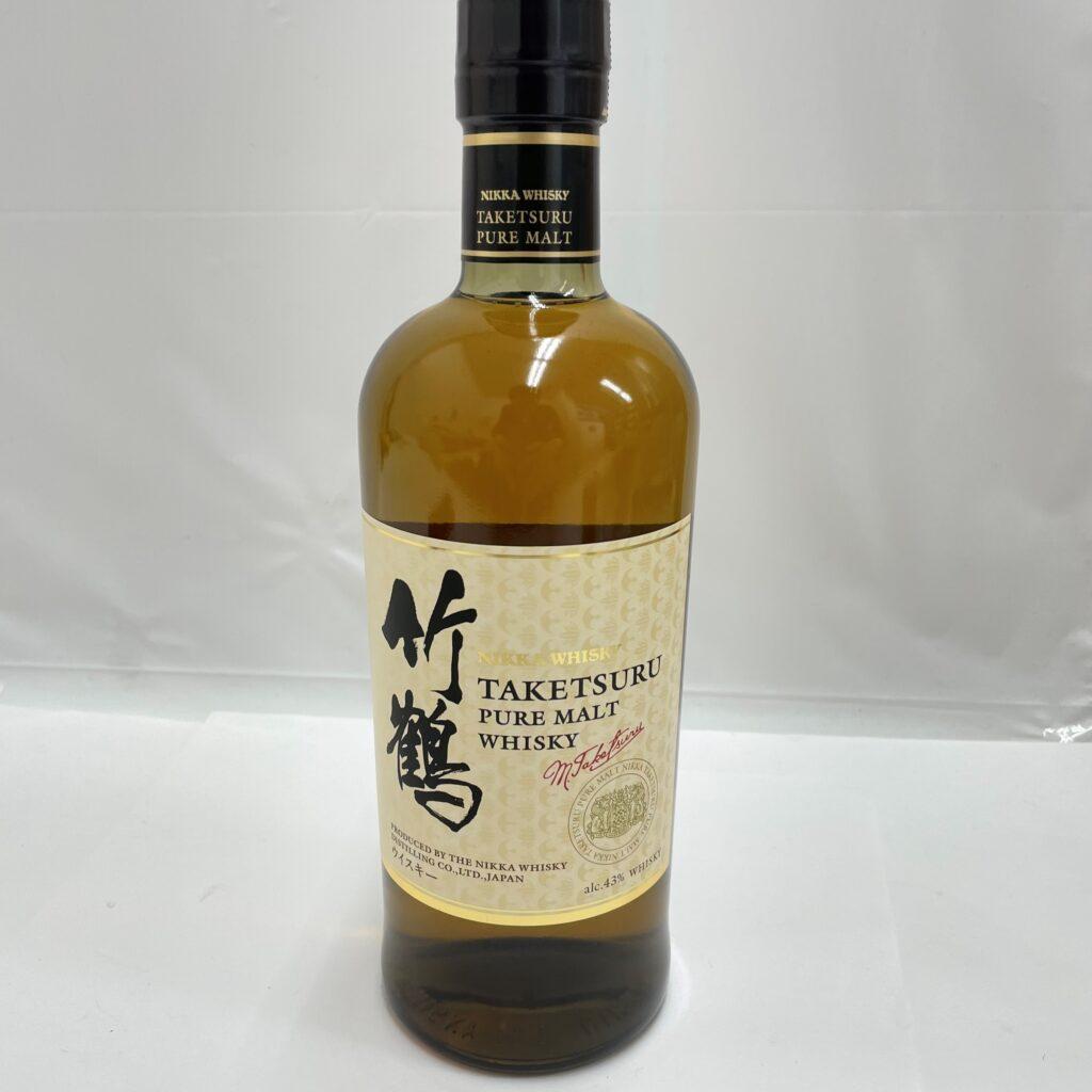 竹鶴 ピュアモルト ウイスキー