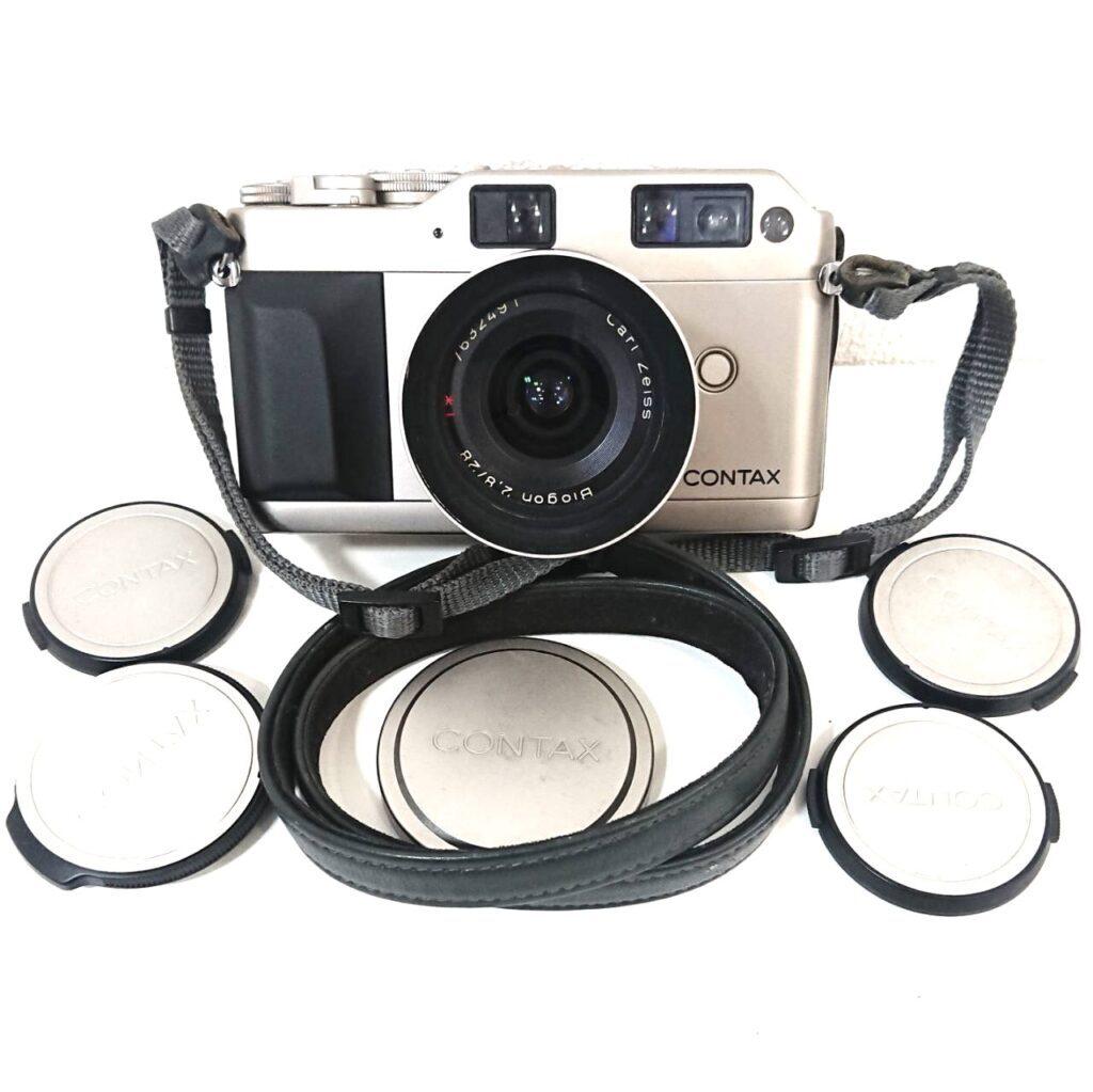 CONTAX コンタックス フィルムカメラ