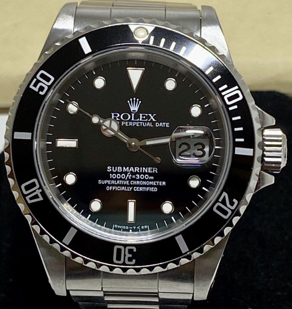 ロレックス 16610 サブマリーナ 腕時計