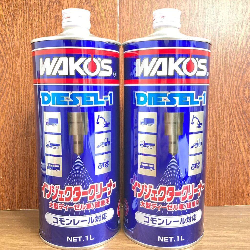 WAKO'S インジェクタークリーナー