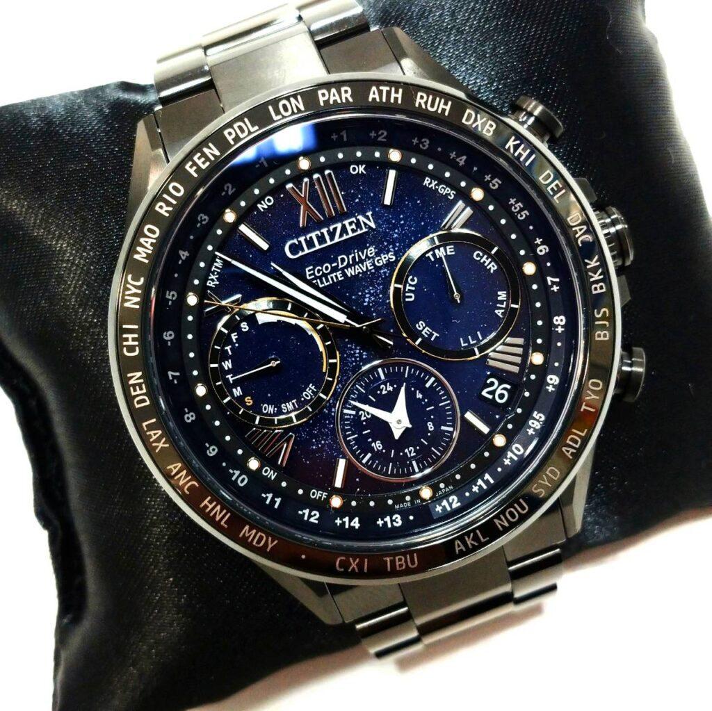 CITIZEN ATTESA シチズン アテッサ メンズ 腕時計
